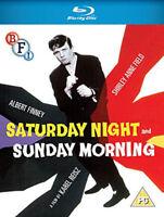 Sabato Notte E Sunday Morning Blu-Ray Nuovo (BFIB1004)