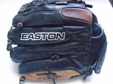 "Easton Black Magic 12.5"" BX1250B Baseball Glove RHT Broke In 12 1/2"" Pattern"