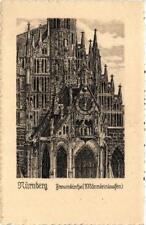 CPA Nürnberg Frauenkirche GERMANY (645165)