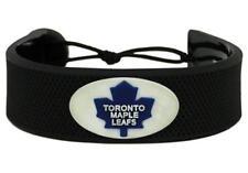 Toronto Maple Leafs NHL Classic Hockey Puck Rubber Bracelet