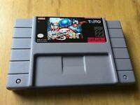 🎇 Sonic Blast Man 2  🎇 SUPER NINTENDO 🎇 SNES NTSC Video Game Cartridge