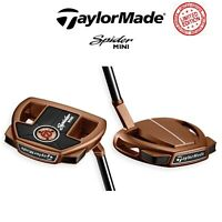 TAYLORMADE 2019 SPIDER MINI COPPER X PUTTER- Limited Edition
