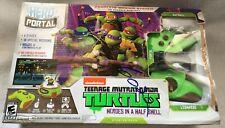 Jakks Pacific Hero Portal Teenage Mutant Ninja Turtles Video Game
