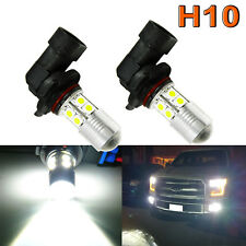 2x H10 9145 9140 9055 110W LED Bulb Fog Lamp for Ford F150 F250 F350 Super Duty