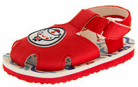 Boys Girls Kids Comfy Summer Sandals Casual Flat Beach Shoes Size 11 12 13 1 2
