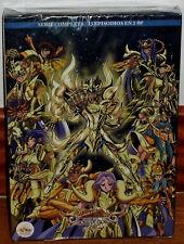SAINT SEIYA LOS CABALLEROS DEL ZODIACO SOUL OF GOLD SERIE COMPLETA 3 DVD NUEVO