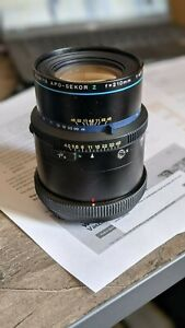 Mamiya APO 210 Sekor Z for RZ67 Pro, Pro II in Excellent Condition
