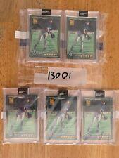 TOPPS PROJECT 2020 CARD Naturel #130 Ichiro Suzuki Lot of 5 OFF CENTER Mariners