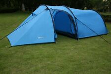 North Gear Camping Waterproof Tunnel Tent - Max 4