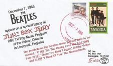 "VERY LAST 7 DEC '63 Beatles Liverpool Taping BBC TV ""Juke Box Jury"" #5of5 Cover"
