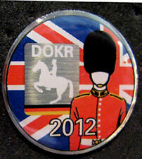 2012 LONDON Olympic German NOC INTERNAL Equestrian Team - delegation  pin