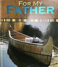 """Fathers Day Book """"For My Father"""""""