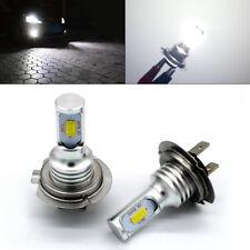 NOVSIGHT H7 1800LM 160W 6500K Cool White LED Fog Light Bulbs Driving Lamp DRL