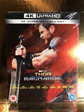 STEELBOOK Blu-ray / 4K  Thor 3 [ Edition Zavvi  ] Titre Tranche