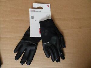 Bontrager Gant Velocis Windshell Full Finger Cycling Gloves Size Small S