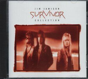 JIM JAMISON / SURVIVOR - Collection - CD Album
