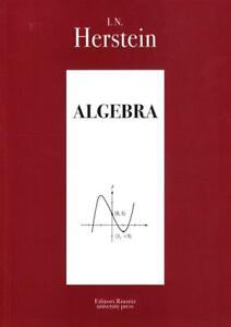 Algebra - Herstein I. N.