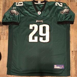 100% Authentic Reebok Philadelphia Eagles Sewn LeSean Mccoy Jersey #29 Size 60