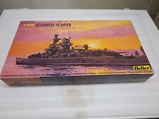 Heller- Admiral Scheer- 1:400 #81045