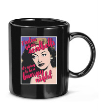 Hollywood Icons Bette Davis All About Eve Coffee Mug