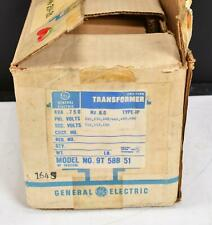 General Electric Ge Transformer Model 9t58b51 Kva750 New