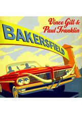 Vince Gill Paul Franklin - Bakersfield NOUVEAU CD