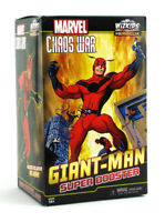 Marvel Heroclix Chaos War Giant-Man Super Booster Figure New In Box