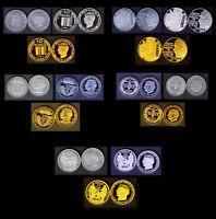 ★★★ COLLECTION DES 15 COPIES DES ESSAIS DES 10 FRANCS PETAIN 1941 ★★