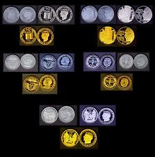 ★★ COLLECTION DES 15 COPIES DES ESSAIS DES 10 FRANCS PETAIN 1941 ★★