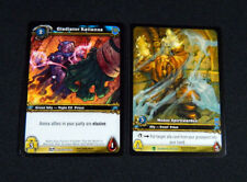 Lot of (2) World of Warcraft WoW TCG Alliance Priest Ally Cards * Medoc