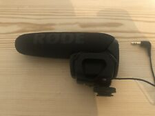 Rode VideoMic Pro Compact Shotgun Microphone On-camera DSLR Excellent Condition