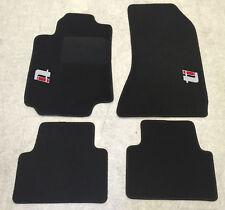 Autoteppich Fußmatten für Alfa Romeo 159 ti Logo 2farbig 4teilig Neuware