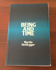 L48>Being and Time - Martin Heidegger - 1988