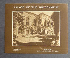 1920's Weber Baking Co. Capital Buildings of the World Teheran