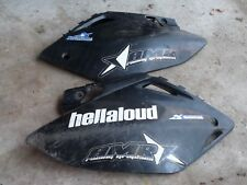 Honda CRF450R Left Right Side Panels Cover Shrouds 2007 2008