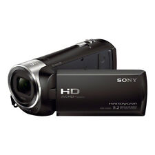 Sony Handycam HDR-CX240E Camcorder - Black