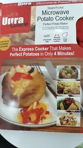 Microwave Potato Cooker Bag