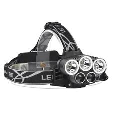 SHADOW BLASTER-80000LM 5X XM-L T6 LED Rechargeable USB Headlamp
