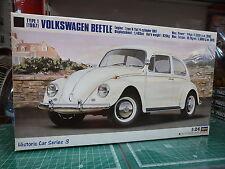 Hasegawa 21203 - Volkswagen Beetle 1967 Type 1 - 1/24