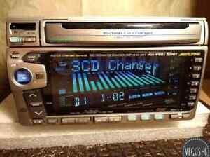Alpine MDA-W892J Rare MD / In-Dash CD Changer / DSP Head Unit Old School Japan