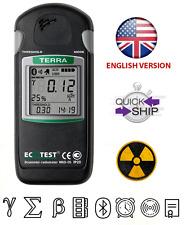Dosimeter Terra MKS-05 With BlueTooth Radiation Detector/Geiger Counter/Radiomet