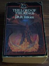 The Lord of the Rings SCARCE British UNICORN Edition JRR Tolkien