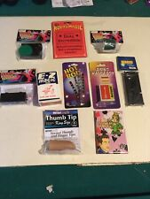 New 10 Classic Easy Magic Tricks Lot # 3 With Instructions