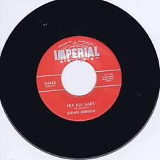 Dennis Herrold-Hip Hip Bebé/hacer con el Lovin' (legendario Rockabilly Jiver