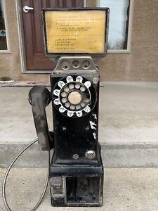 Vintage Payphone Northern Electric Payphone