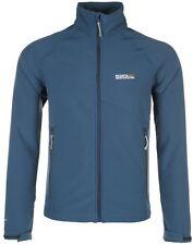 NEW Regatta RML113 NEBRASKA II Softshell Jacket Blue Wing - XXL