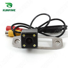 CCD Track Car Rear View Camera For Volvo S60L Parking Camera Night Vision