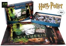 WINNING MOVES PUZZLE - HARRY POTTER - SLYTHERIN - DRACO MALFOY - 500 TEILE - OVP