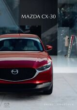 2020 MY Mazda CX30 07 /  2019 catalogue brochure
