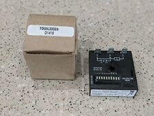 *New In Box* Ssac Tduil3000A Timing Relay 0.1-102.3 seconds 12-24Vdc G1415